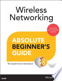 Wireless Networking Absolute Beginner S Guide Book PDF