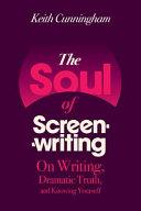 The Soul of Screenwriting