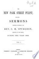 The Metropolitan Tabernacle Pulpit Book