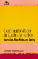 Communication in Latin America
