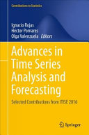 Cover image of Advances in Time Series Analysis and Forecasting : Selected Contributions from ITISE 2016