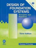 Design of Foundation Systems