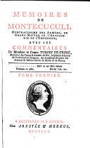Memoires De Montecuculi, Généralissime Des Armées, Et Grand-Maitre De L'Artillerie De L'Empereur