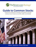TheStreet com Ratings Guide to Common Stocks  Winter 2007 2008