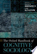 The Oxford Handbook of Cognitive Sociology Book PDF