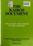 The Kairos document