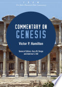 Commentary on Genesis Book
