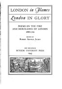 London in Flames  London in Glory