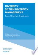 Diversity within Diversity Management