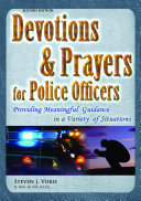 DEVOTIONS AND PRAYERS FOR POLICE OFFICERS