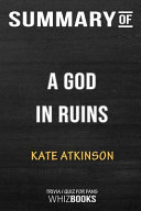 Summary of a God in Ruins  A Novel  Trivia Quiz for Fans
