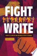 Fight Write Book