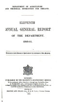 Annual General Report of the Department