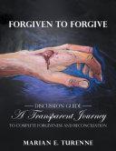 Forgiven to Forgive Pdf