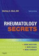 Rheumatology Secrets