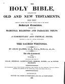 The Holy Bible  Isaiah  Jeremiah  Lamentations  Ezekiel  Daniel  and the Minor prophets