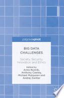 Big Data Challenges
