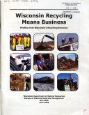 Wisconsin Recycling Means Business