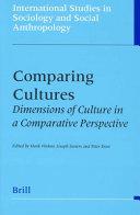 Comparing Cultures