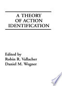 A Theory of Action Identification