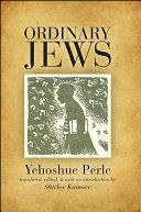 Ordinary Jews