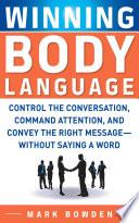 Winning Body Language