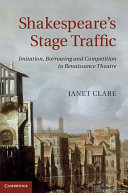 Shakespeare s Stage Traffic