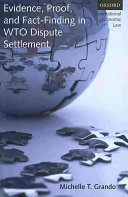Evidence, Proof, and Fact-Finding in WTO Dispute Settlement ebook