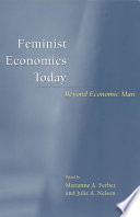 Feminist Economics Today