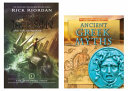 The Lightning Thief   Greek Myths Paired Set Book