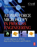 Atomic Force Microscopy In Process Engineering Book PDF