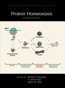 Protein Homeostasis Book PDF