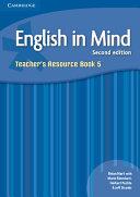 English in Mind Level 5 Teacher s Resource Book