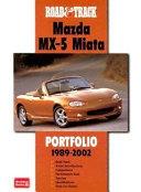 Road & Track Mazda MX-5 Miata 1989-2002 Portfolio