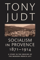 Pdf Socialism in Provence, 1871-1914 Telecharger