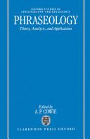 Phraseology [Pdf/ePub] eBook