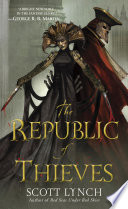 The Republic of Thieves Book