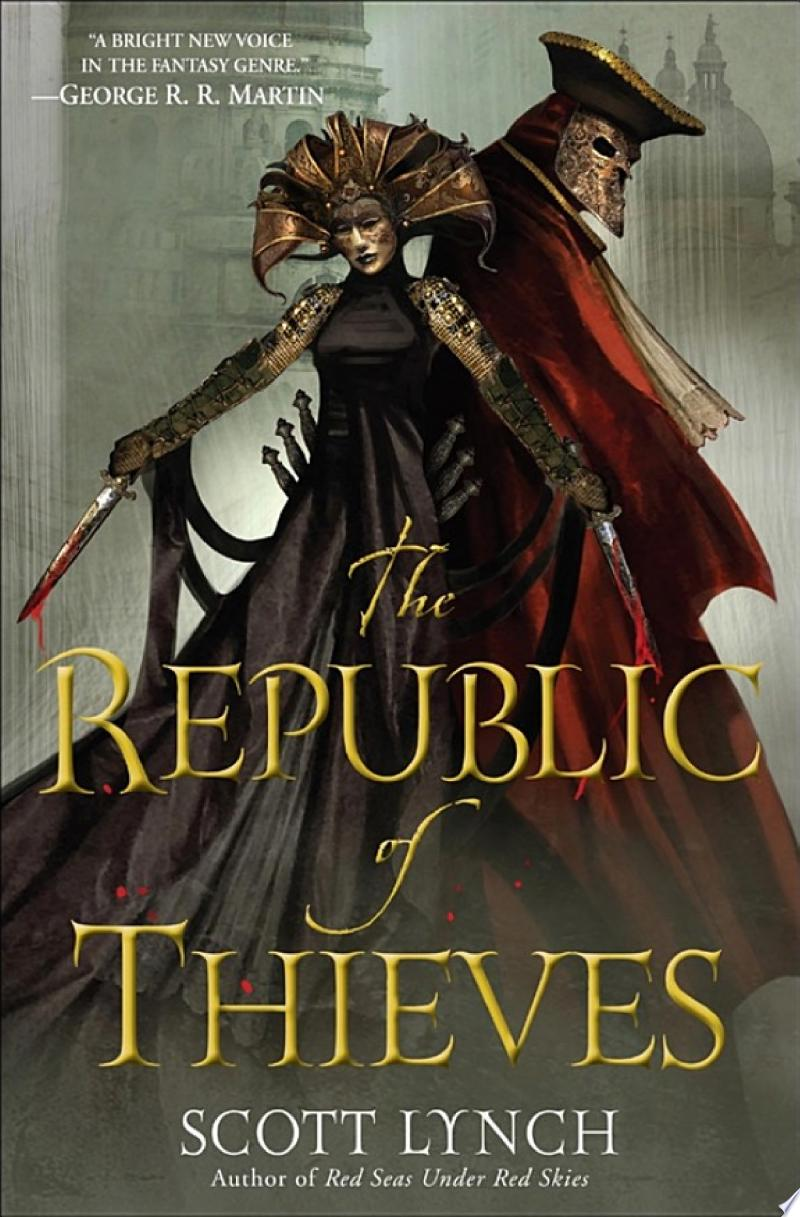 The Republic of Thieves image
