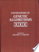 Foundations of genetic algorithms. [1](1991)