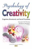 Psychology of Creativity