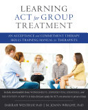 Learning ACT for Group Treatment