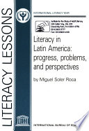 Literacy Lessons: Literacy in Latin America