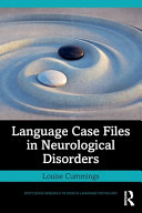 Language Case Files in Neurological Disorders