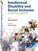 Intellectual Disability and Social Inclusion E-Book
