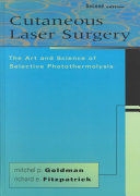 Cutaneous Laser Surgery Book PDF
