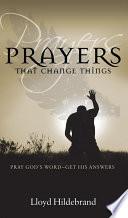 Prayers That Change Things Book PDF