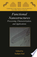Functional Nanostructures Book