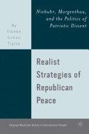 Realist Strategies of Republican Peace