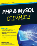 Pdf PHP and MySQL For Dummies Telecharger