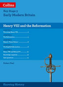 KS3 History Henry VIII and the Reformation